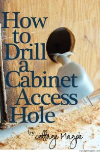 how-to-drill-a-cabinet-access-hole-3