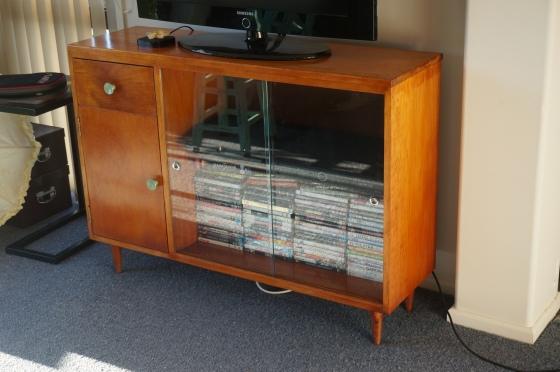 Tv Cabinet Restoration