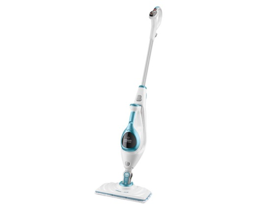Black+Decker Steam Mop Delux + Steambuster