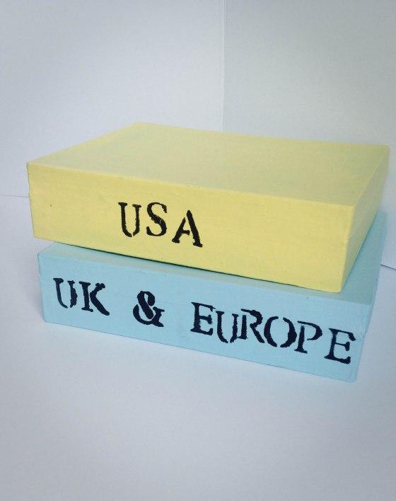 Keepsake Box - Purls and Polkadots