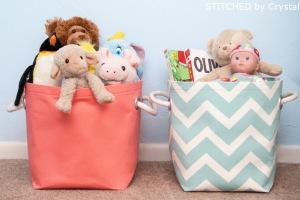 Fabric-Storage-Basket-with-handles-2