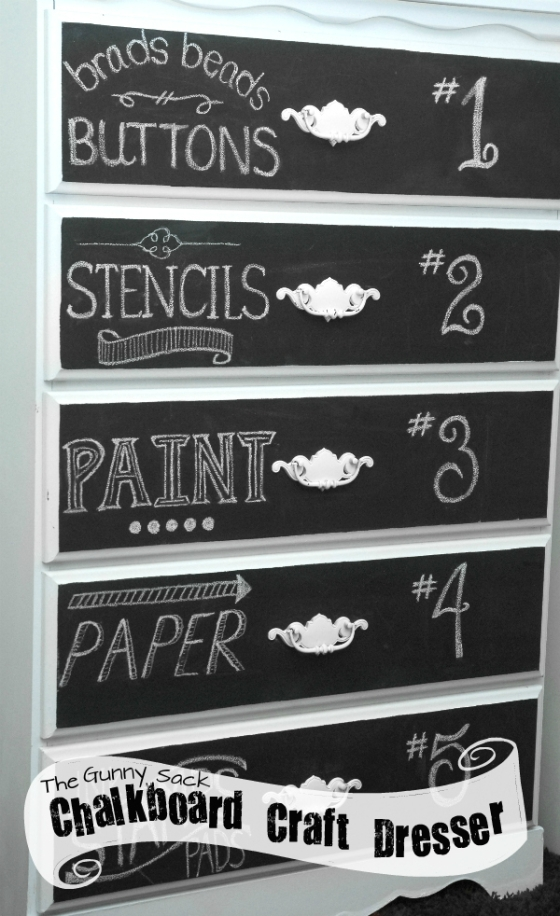 Chalkboard_Art_Craft_Storage_Dresser
